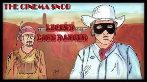 The Legend of the Lone Ranger by ShaunTM