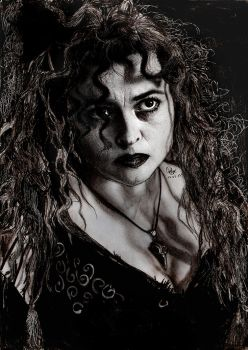 Bellatrix Rosier Black Lestrange by Williaaaaaam