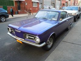1965 Plymouth Barricuda II by Brooklyn47