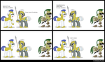 Equestrian Special Forces by FirstAwesomePlatoon