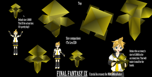 THE CRYSTAL RETURNS IN MMD by Pikaripeaches