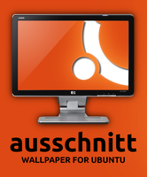 ausschnitt Ubuntu Wallpaper by usrnametaken