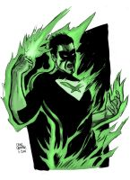 Silver Age Power Ring by craigcermak