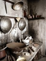 Old Chinese Kitchen by niksi13