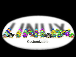 Custom Linux 2 by ElizabethBarndollar