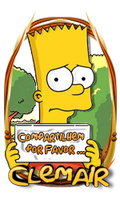 Avatar Bart Simpson by Pancinha