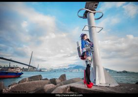 Kancolle Takao Cosplay 12 by eefai