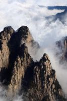 Huang Shan Mountain-39 by SAMLIM