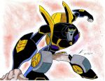 Prowl ready to attack by ailgara