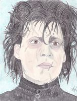 Edward Scissorhands by selector67
