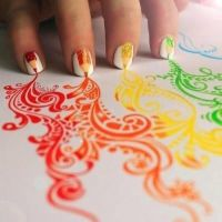 Nail Art by lindayang1122