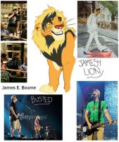 Jamesy Lion... by ArtistMaz