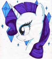 Rarity by Fleiiha