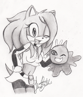COMM: Saria and Shuppet by laxstar123