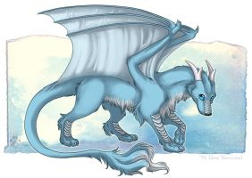 Sky Dragon by Idess
