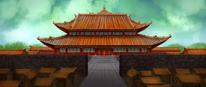 The Imperial Palace by JoakimOlofsson