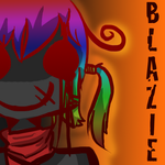 Blazie Halloween Icon by Blazeflight1O1