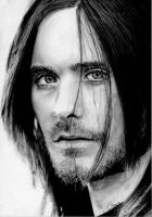 Jared LETO by Sadness40
