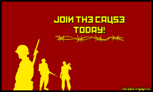Join the cause by fujione
