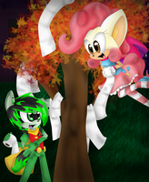 CE: TRICK-or-Treat by Lolly-pop-girl732