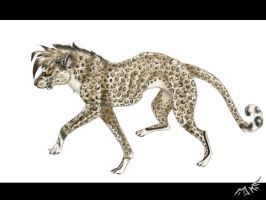 Phuma the Cheetah by Whisperah