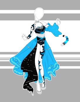 .::Outfit Adoptable 37(OPEN)::. by Scarlett-Knight