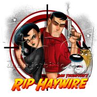Rip Haywire by jonpinto