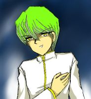 Kaiba Seto by Joanther