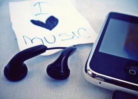 I Love Music by siqna333
