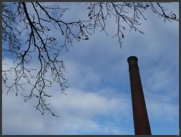 Chimney Stack by AranwA-Tari