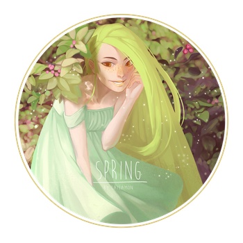 SPRING by Lailamon