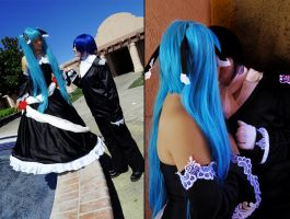 Vocaloid: Be mine by Rose-Curel