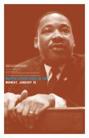 Martin Luther King poster 2 by goodmorningvoice