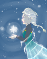 Let it go by snapdragonn