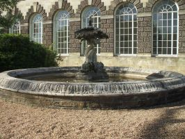 Fountain Stock 1 by Sequeena-stock