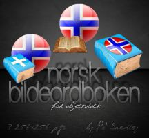 Norwegian Dictionary by PoSmedley