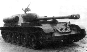 SU-101 - experienced average Soviet self-propelled by TheDesertFox1991