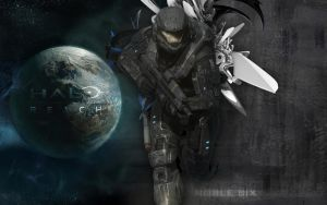 Halo: Reach Noble Six Edit by redrum201