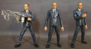 Phil Coulson, Agent of S.H.I.E.L.D. by Discogod