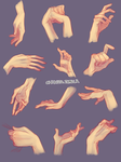 DID SOMEBODY SAY HANDS by Chikuto
