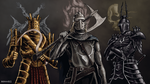 Dark Souls / Demon's Souls: Vile Knights by MenasLG