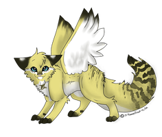 Winged Cat Adoption: CLOSED by Joker-Darling