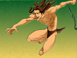 Tarzan Finish by JesusFreak-4Ever
