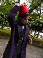 Doctor Who: Someday you could just walk past a fez by BasiliskRules