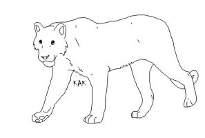 Big cat lines free use by Wolfs-Hybrid