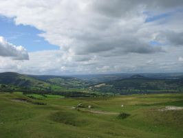 Nature 255 Brecon Beacons by Dreamcatcher-stock