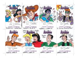 Archies March of Dimes Four by meezerkat