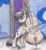 Octavia Sketch (Colored) by Graboiidz