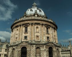 The Radcliffe Camera by JoseRuiz-photo