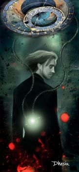 HPCC-Draco's Time-Turner by Dhesia